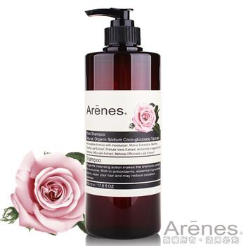 Arenes 玫瑰香氛植萃洗髮露(500ml)