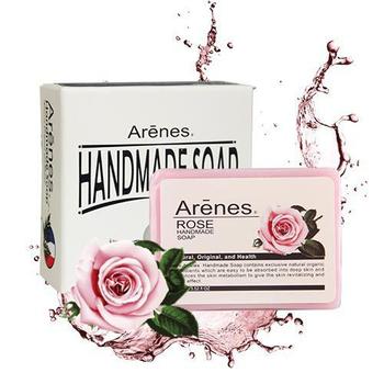 Arenes 玫瑰香氛植萃手工皂(100g)