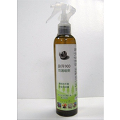 《銀彈900》銀彈900抗菌噴劑環境瓶250ml(透明瓶)(250ml)