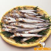 《極鮮配》柳葉魚(90g±10%/包)