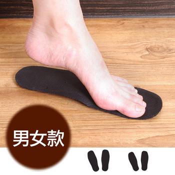足亦歡 ZENTY 竹炭獨立筒氣墊式鞋墊(女用)
