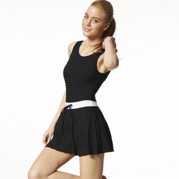 【SARBIS】 MIT大女連身裙附泳帽B98117(M)
