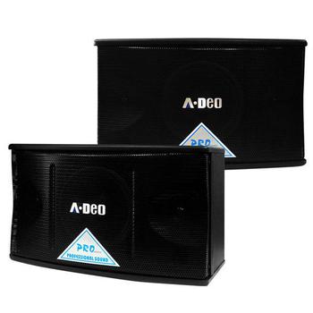 ADEO 8吋專業卡拉OK伴唱喇叭(AD-188)送聲寶延長擴充座/線