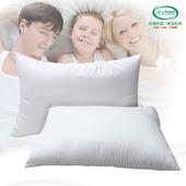 《剋菌寶》防蹣抗菌舒眠枕(2入)(45x74cm)