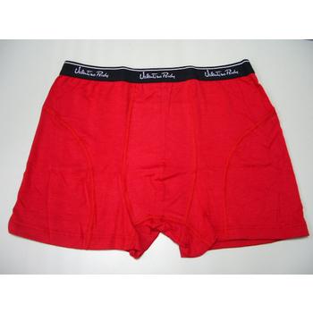 VALENTINO范倫鐵諾 范倫鐵諾莫代爾型男素色平口褲M-XL -混色出(L)
