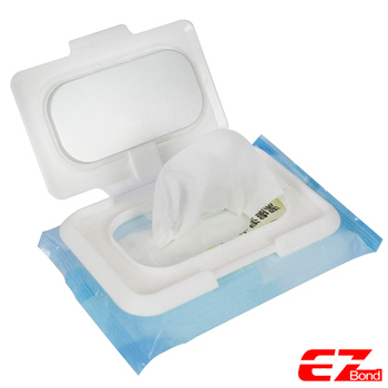 ★結帳現折★EZ Bond 濕紙巾暖暖蓋 附USB連接線(NNC-220S)(白色)
