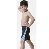 MIT彈性兒童七分泳褲附泳帽B65207