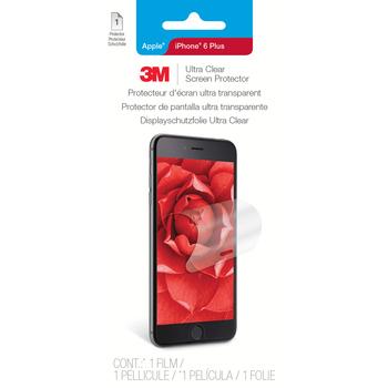 3M iPhone 6/6S Plus手機螢幕抗眩保護膜