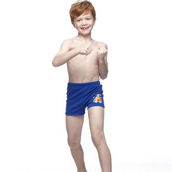 《【SARBIS】》MIT泡湯SPA兒童三分泳褲附泳帽B62403-05(6-)