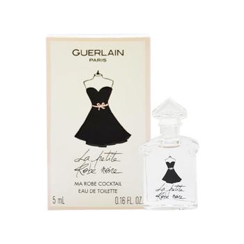 《Guerlain 嬌蘭》小黑裙淡香水-精巧版(5ml/單盒)