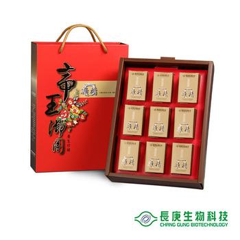 長庚生技 冬蟲夏草菌絲體雞精禮盒x1