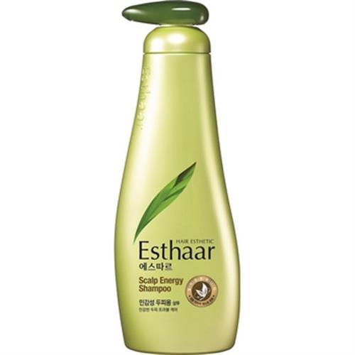 韓國ESTHAAR 天然幼芽活效洗髮精(敏感頭皮)500ml