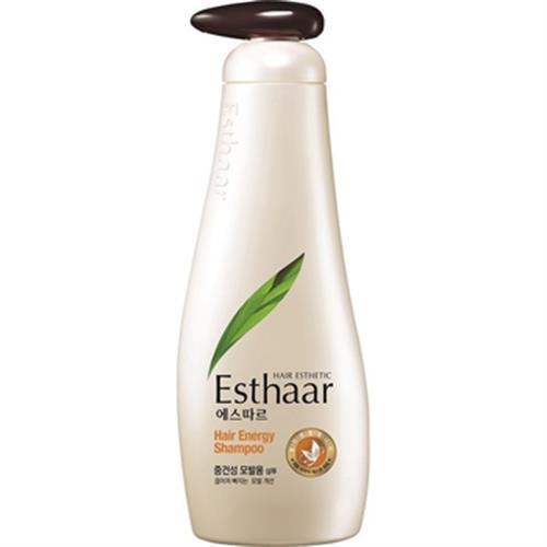 韓國ESTHAAR 天然幼芽活效洗髮精(髮絲養護)500ml