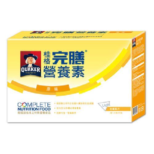 桂格 完膳營養素含纖原味250ml*8/盒(250ml*8入)