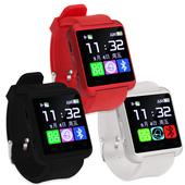 《IS愛思》WA-01 觸控藍牙智慧手錶(酷炫黑)