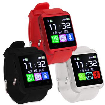 IS愛思 WA-01 觸控藍牙智慧手錶(酷炫黑)