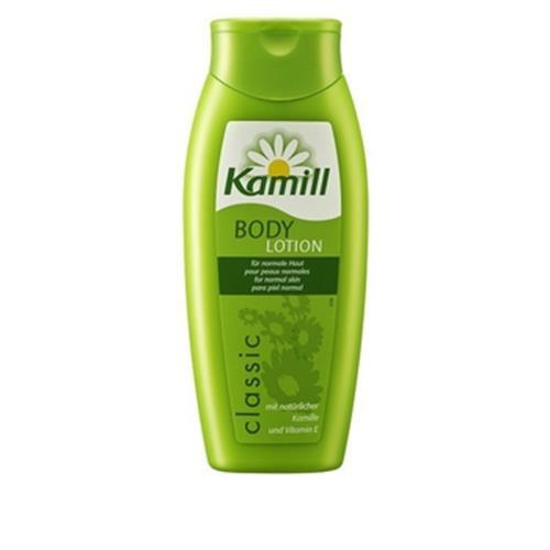 德國卡蜜兒Kamill 洋甘菊經典全效身體乳液250ml(250ml)