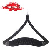 《AIR CELL》SNS75 氣墊式減壓背帶(薩克斯風專用)(黑)