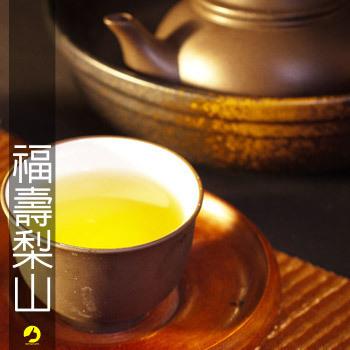 ★結帳現折★名池茶業 特品福壽梨山手採高山茶(150g*2/組)