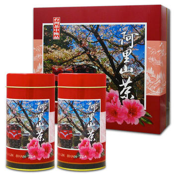 《名池茶業》阿里山太和手採茶葉禮盒(阿里山特色款)(150g*2/盒)
