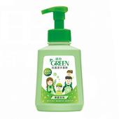 《GREEN綠的》抗菌潔手慕斯-草原泡泡(500ml)