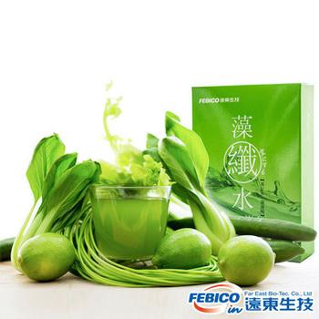 遠東生技 藻纖水(20包)(1盒)