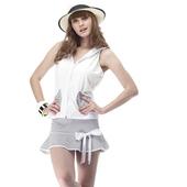 《【SARBIS】》MIT大女比基尼四件式泳裝附泳帽B94203(M)
