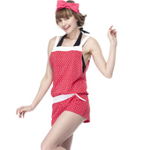 《【SARBIS】》MIT大女比基尼三件式泳裝附泳帽B93418(M)