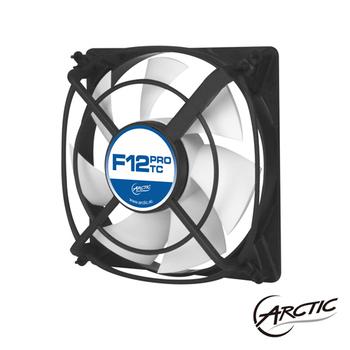 Arctic-Cooling F12 Pro TC 12公分懸吊式溫控風扇