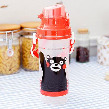 Kumamon熊本熊 彈蓋直飲水壺700cc(紅色)