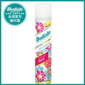 《Batiste》秀髮乾洗噴劑-花漾玫瑰(200ml)
