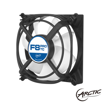 Arctic-Cooling F8 Pro TC 8公分懸吊式溫控風扇
