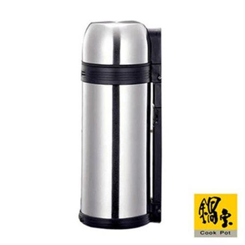 鍋寶 日式超真空保溫瓶UB-1501-S(1500cc)
