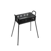 《采邑家居》黑金剛420 高腳碳烤肉爐