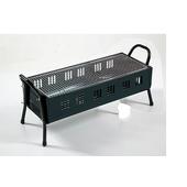 《采邑家居》黑金剛550 高腳碳烤肉爐
