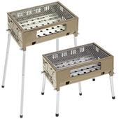 《采邑家居》尊榮480兩段 碳烤肉爐