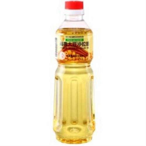 福壽 大豆沙拉油(600c.c/瓶)