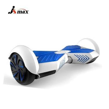 JSmax Happy-Foot S2智能平衡電動滑板雙輪車(贈送運動型護具、運動型安全帽、7吋平板電腦1台)(珍珠白)