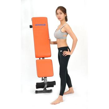 多功能仰臥起坐凳 黑金鋼系列 腹肌 舉重 健身 室內運動