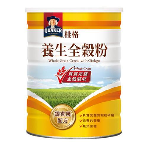 桂格 養生全穀粉銀杏果配方(600g)