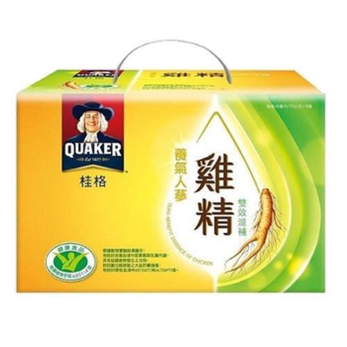 桂格 養氣人蔘雞精(68ml*18入)