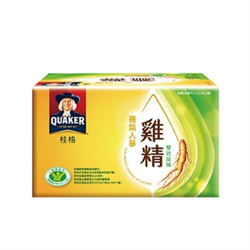 桂格 養氣人蔘雞精雙效滋補(68ml*6入)