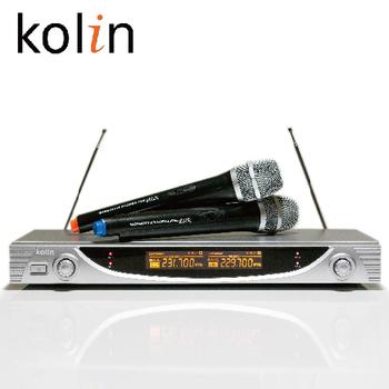歌林 超高頻無線麥克風 / 卡拉OK / 會議 / 家庭 KMC-EH362