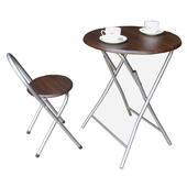 [耐重型]折疊桌椅組(一桌一椅)