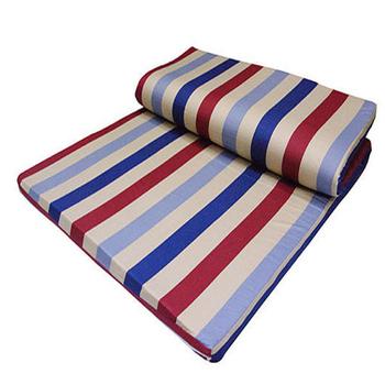 《Victoria》天然乳膠床墊-雙人 (厚度4cm)(5x6.2尺)