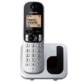《PANASONIC 國際牌》DECT 數位無線話機 KX-TGC210TWS(銀色)