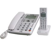 《SANYO 三洋》數位式子母話機 DCT-8906(白色)