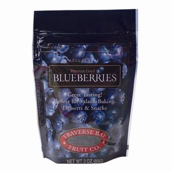 特拉佛斯 整顆天然藍莓乾*5包(85g/包)