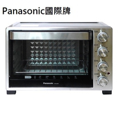 《Panasonic國際牌》雙溫控電烤箱32L NB-H3200