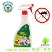 《曜兆ESONA》天然草本精油防蚊驅蟲清潔液500ml(一入裝)